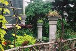 An Edwardian home with heritage garden and sculptures