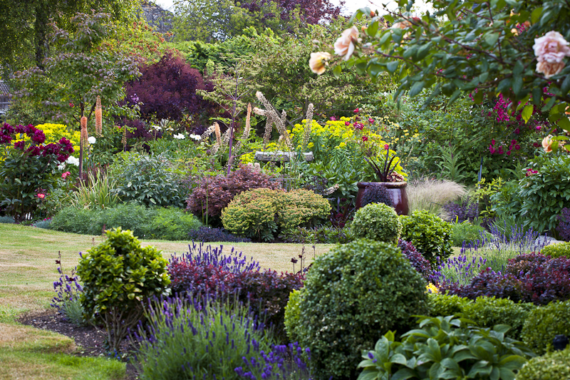 Welcome to victorian garden tours victorian garden tours for Garden design ideas canada